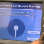 sbi cash deposit machine kya hai
