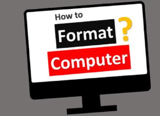 Computer Ko Format Kaise Kare