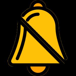 turn off notification