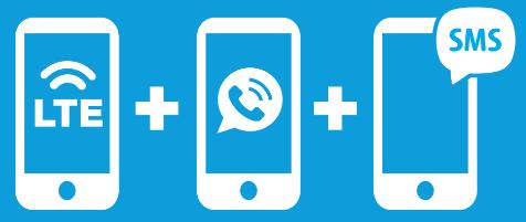 net sms call