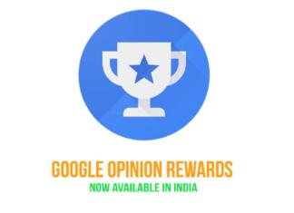 Google Opinion Rewards Kya Hai