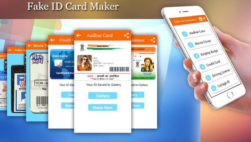 Fake Aadhar Card Kaise Banaye