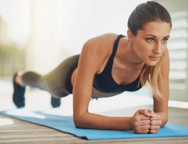 Plank Exercise Kaise Karte Hai