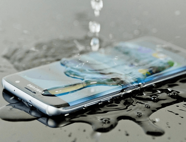 samsung has been fined for deceptive water resistant ads