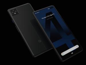 गूगल के आने वाले नए स्मार्टफोन गूगल पिक्सल 4 XL में बिना नोच वाला डिस्प्ले और सेल्फी के लिए ड्यूल कैमरा होगा!
