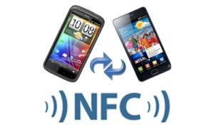 NFc peer to peer mode