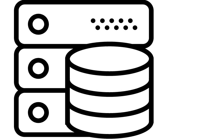 lost hosting data